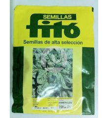 Espinacas.Variedad Viroflay Esmeralda